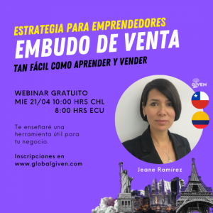 Embudo de Venta: Tan simple como aprender y vender